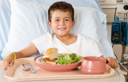 patient nutrition satisfaction